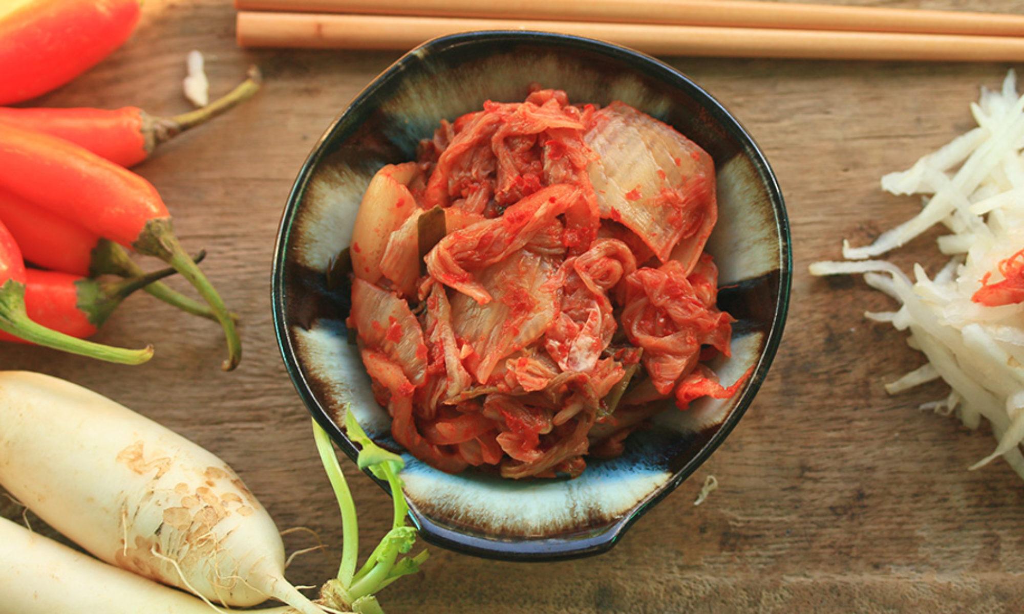 Kimchi & Co